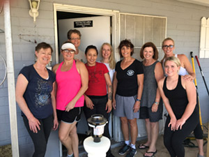 We Helped Make Melissa's House A Home!